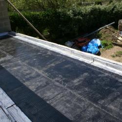 Etanchéité pour terrasse accessible.